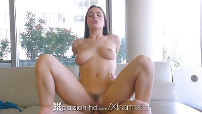 PASSION-HD Beautiful eyed Lana Rhoades fucks her boyfriend